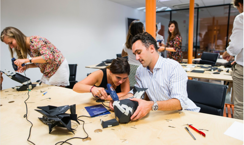 Student and corporate program: Prototyping phase