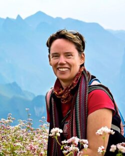 Sustainable Vietnam Contributor Caitlin Wyndham from Blue Dragon Children's Foundation